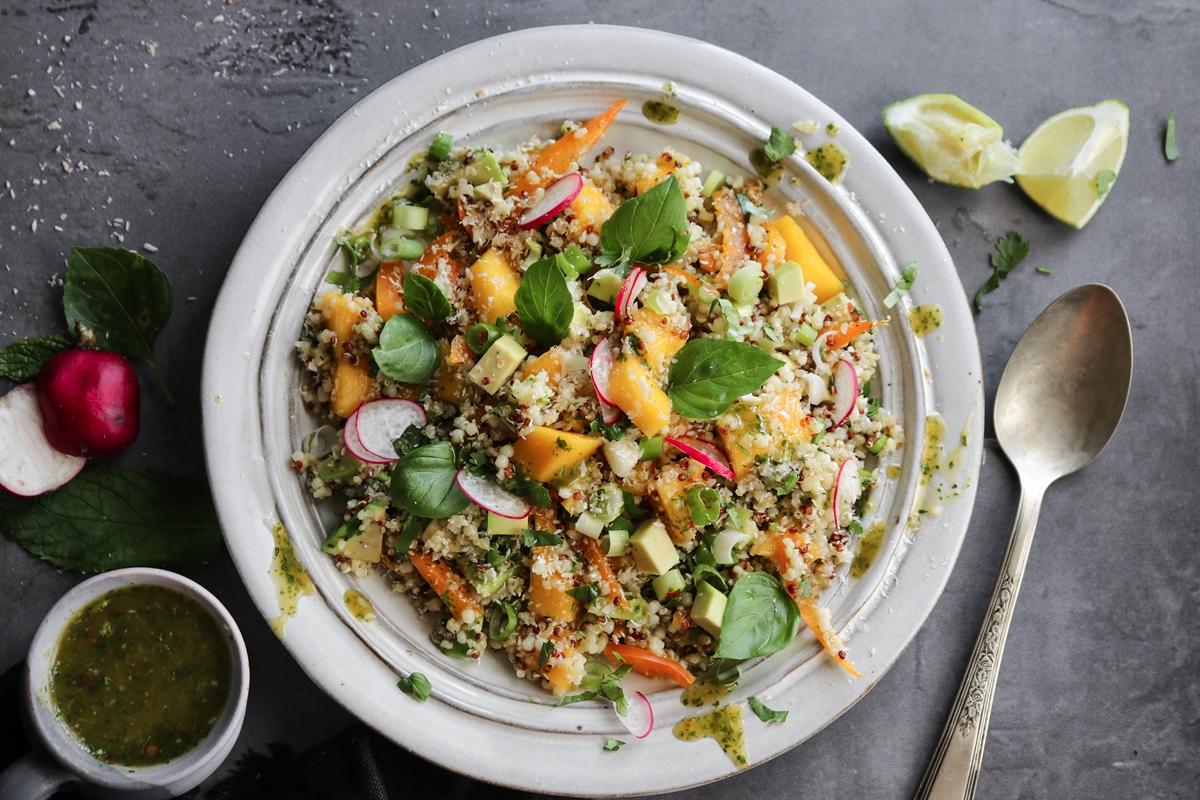 Συνταγές Κινόα Quinoa