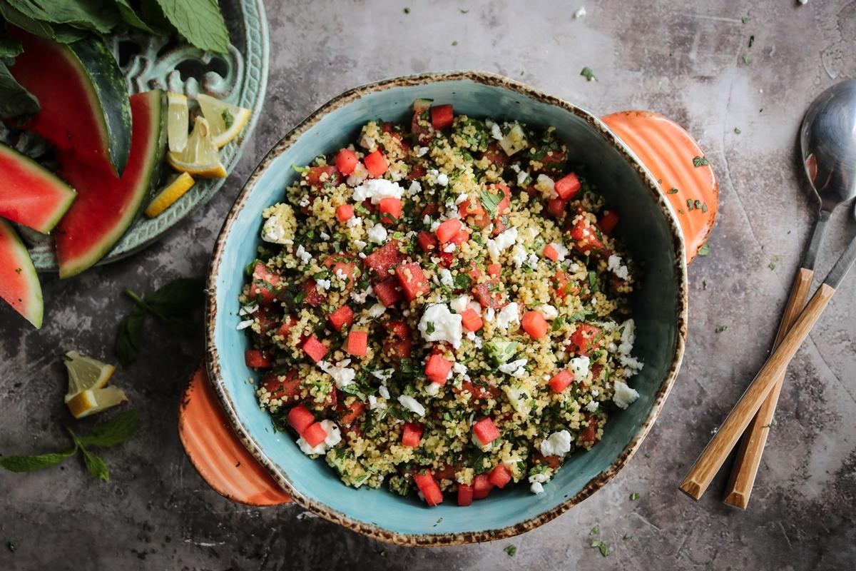 Συνταγές για Σαλάτα Ταμπουλέ