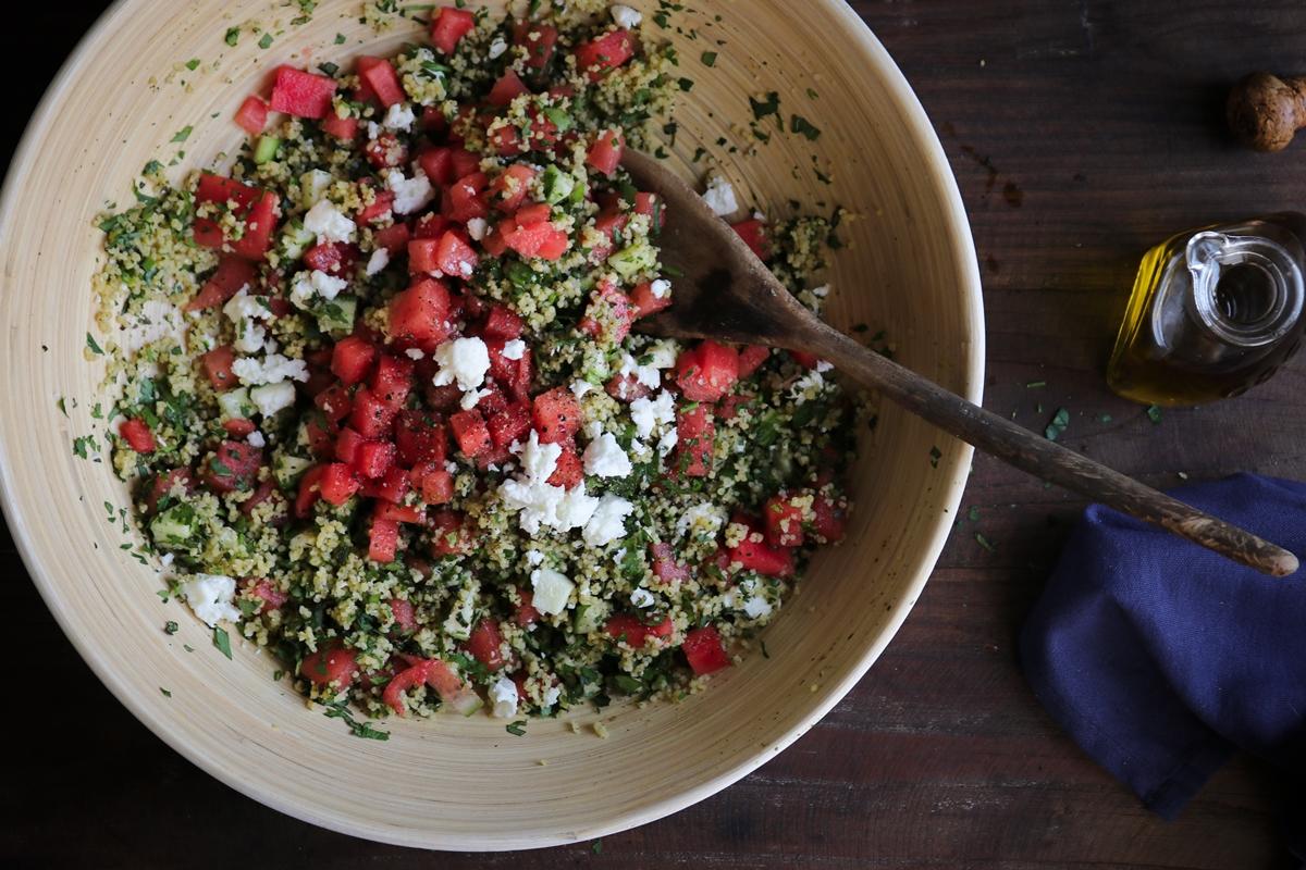 Συνταγές με Καρπούζι