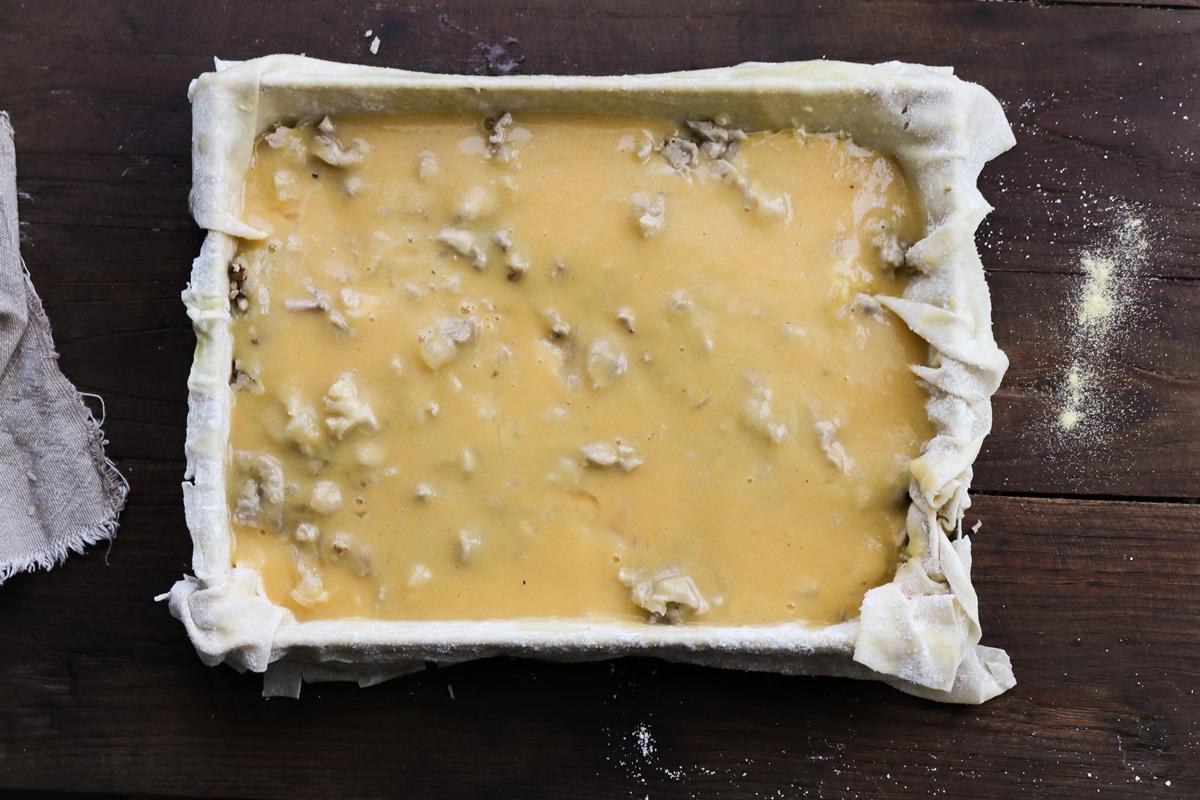 Μπρικόπιτα Παραδοσιακή Πίτα