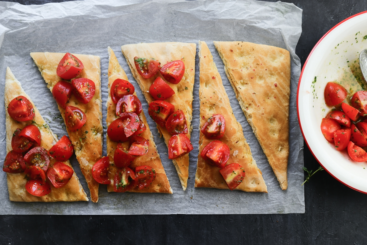 Συνταγές Πίτσα για Back to School
