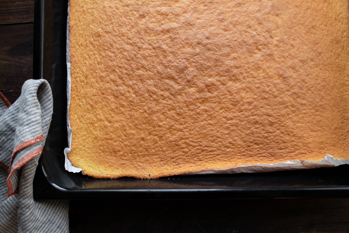 Συνταγές για Αφράτο Παντεσπάνι