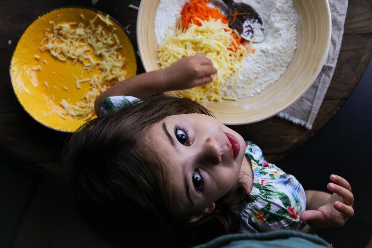 Συνταγές για Κριτσίνια Καρότο