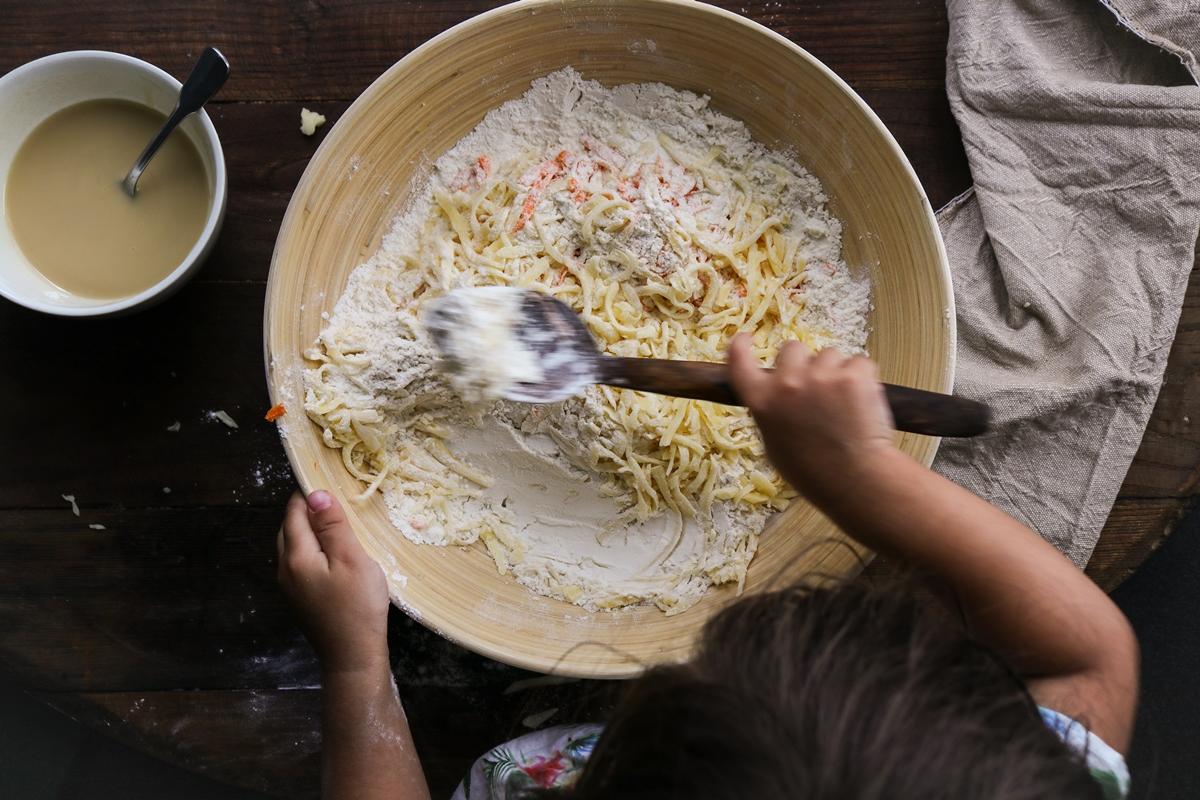 Συνταγές για Κριτσίνια με Τυρί