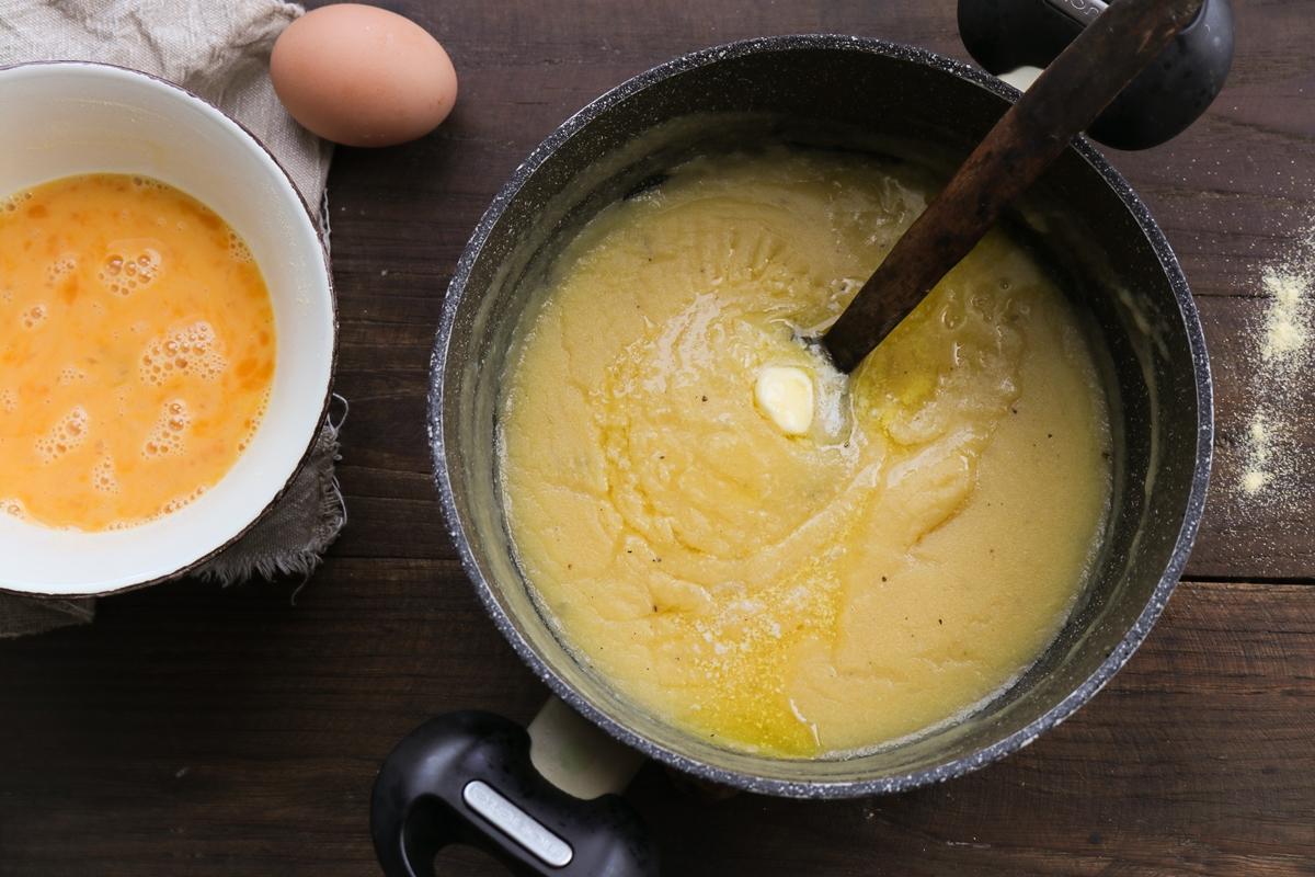 Συνταγή για Κρέμα με Καλαμποκάλευρο