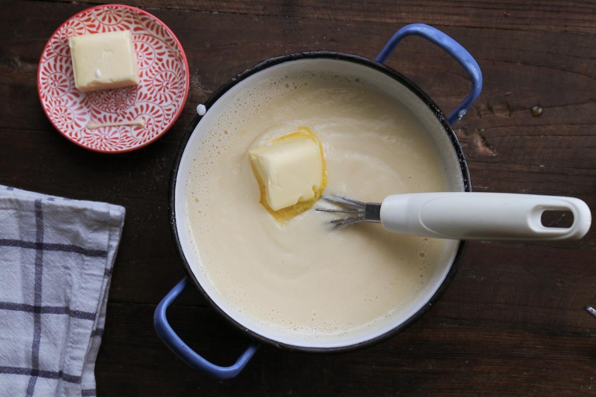 Κρέμα για Γαλατόπιτα Συνταγή