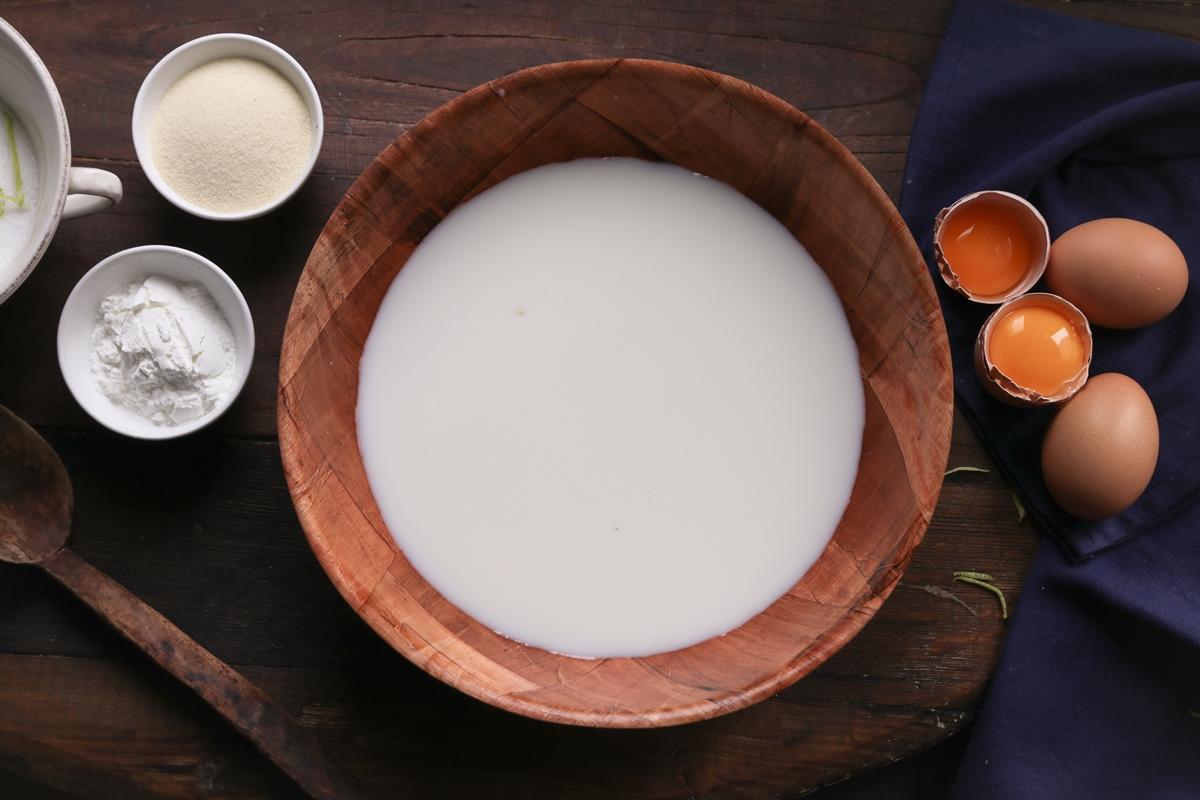 Συνταγές Κρέμα για Γαλακτομπούρεκο