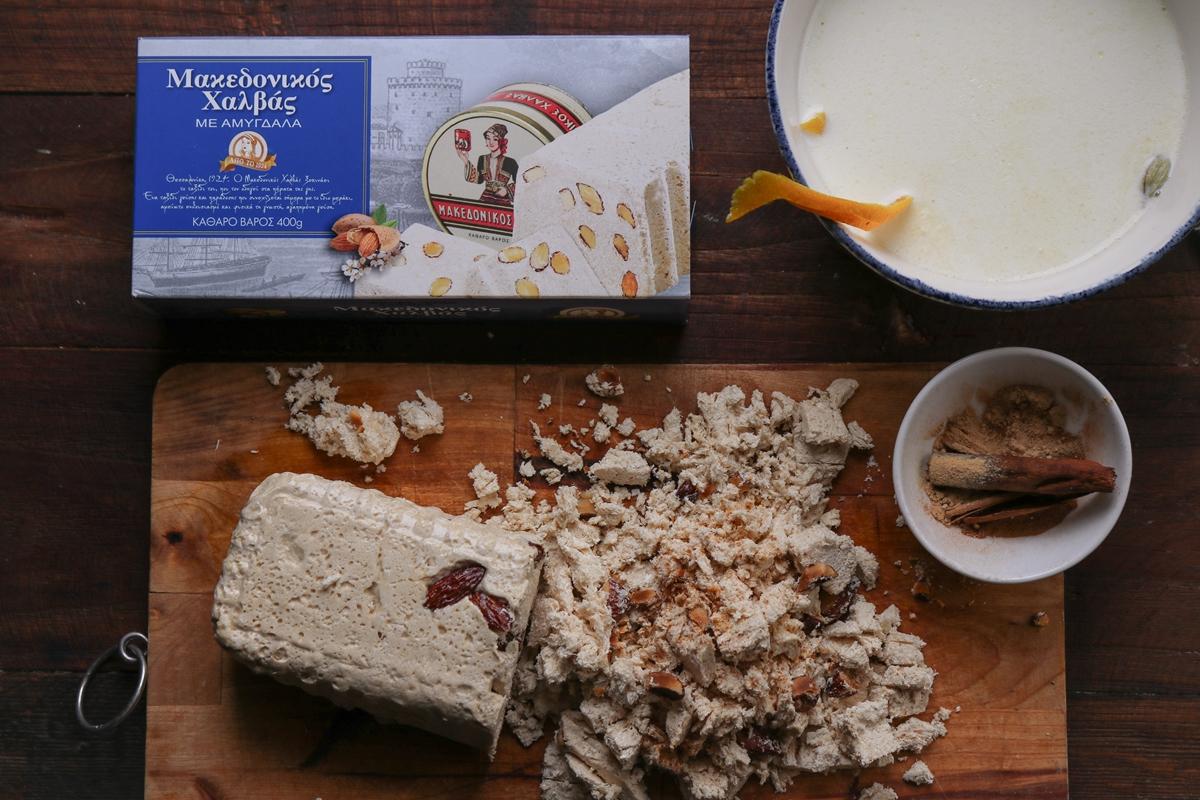 Συνταγές για Γλυκά με Χαλβά