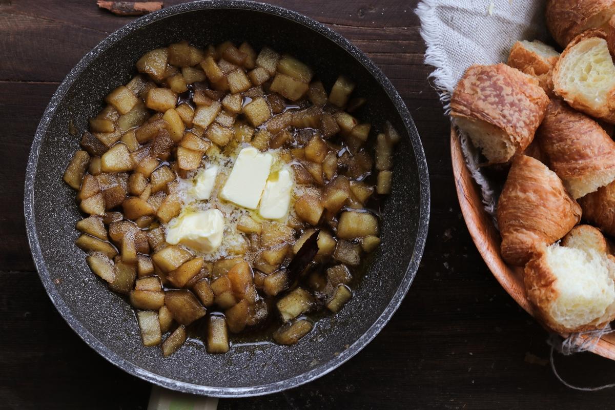 Συνταγές για Μήλα Καραμελωμένα