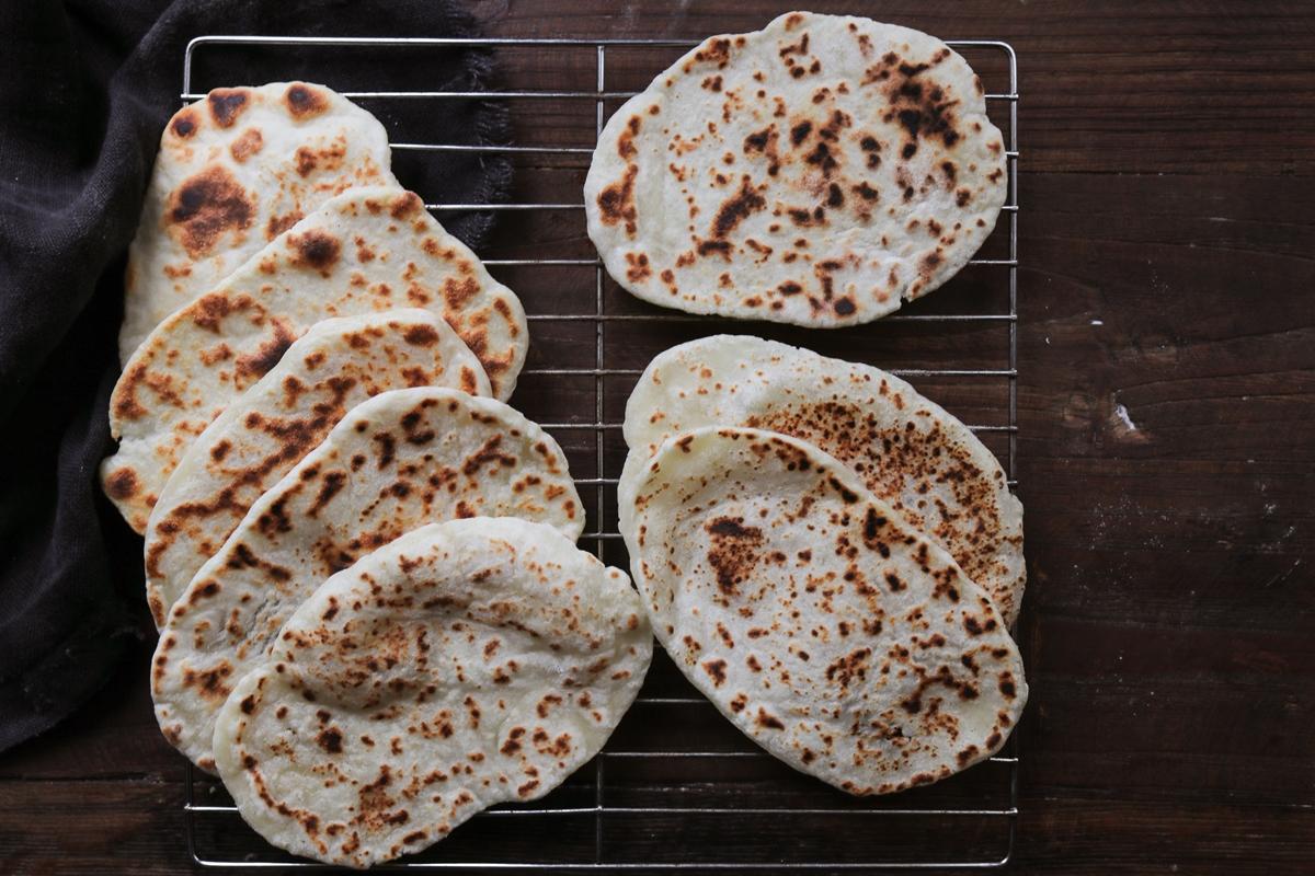 Συνταγές για Flatbread
