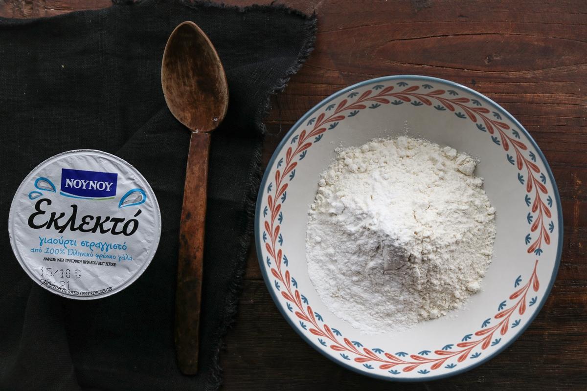Συνταγή για Ψωμί με Γιαούρτι
