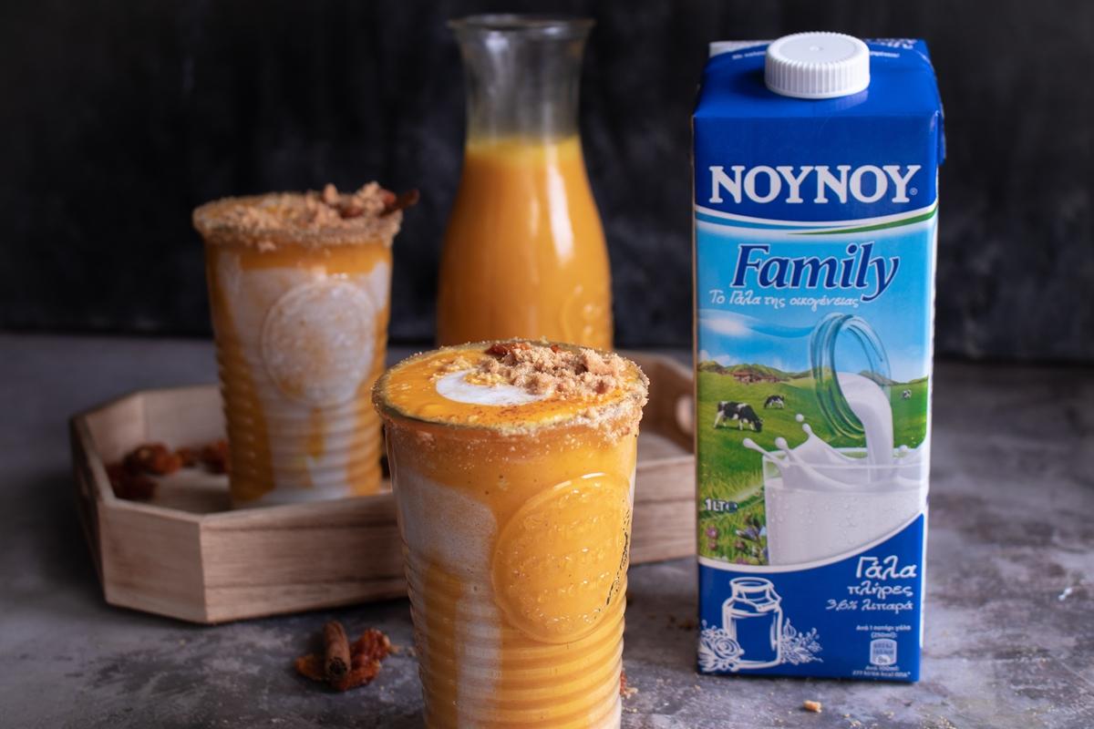 Γάλα Συνταγές Smoothie Recipes