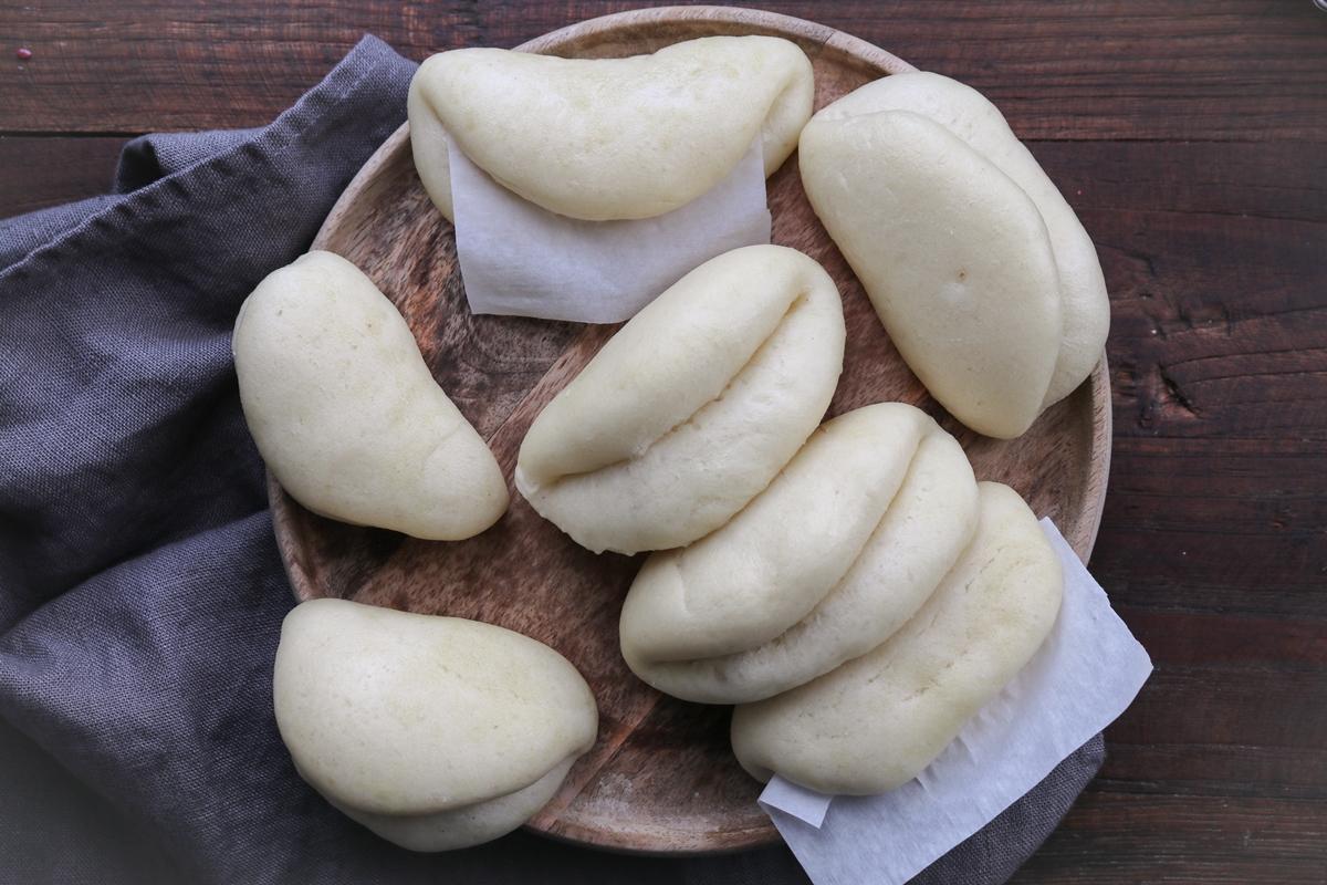 Σπιτικά Bao Buns Συνταγές