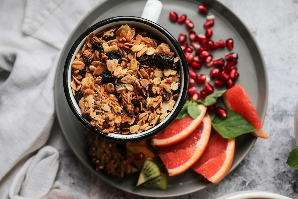 Συνταγές για Σπιτική Granola με Ελαιόλαδο
