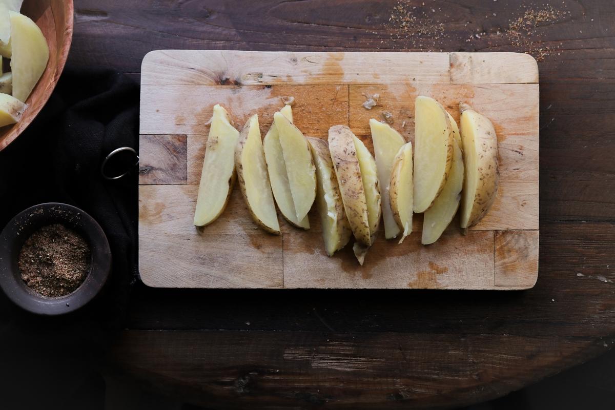 Συνταγές για Υγιεινές Τηγανητές Πατάτες