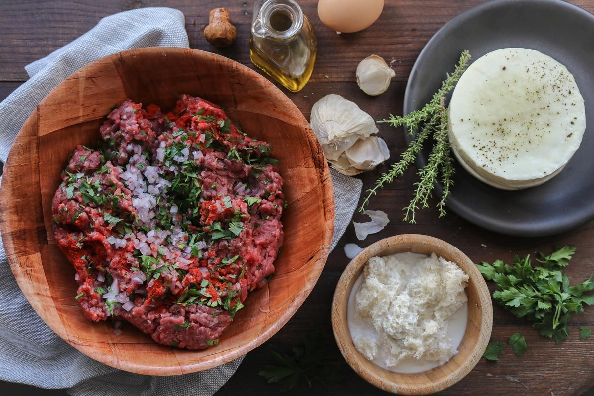 Συνταγή για Κεφτεδάκια στο Φούρνο