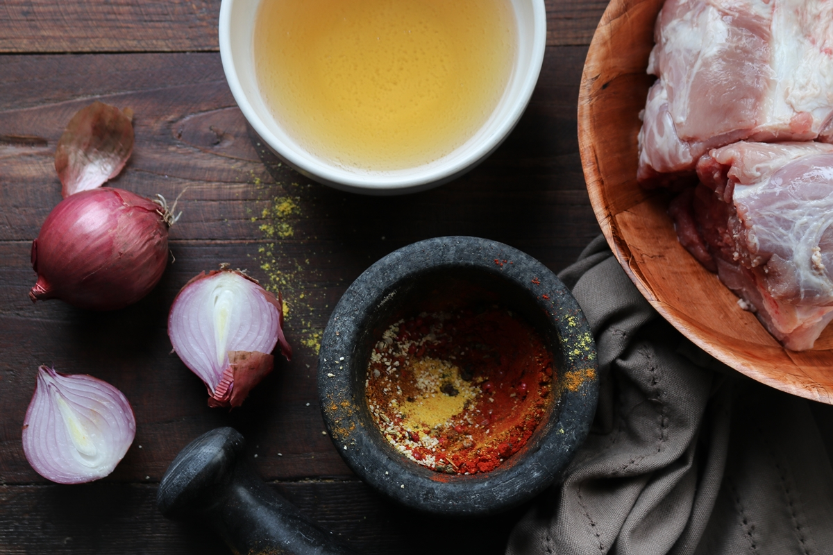 Συνταγή για Μαρινάδα Χοιρινού Pulled Pork