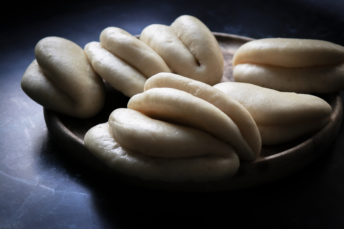 Bao Buns Συνταγή