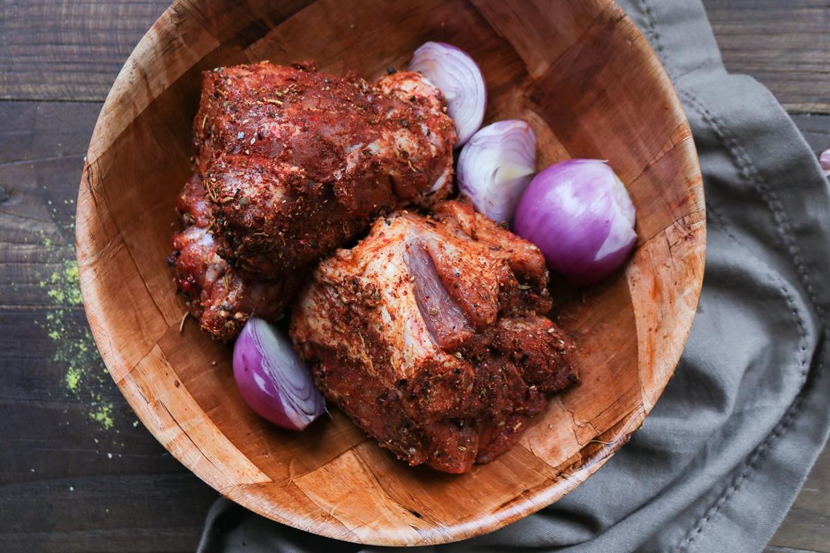 Pulled Pork Συνταγή