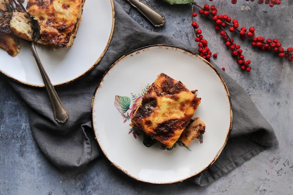 Γιορτινό Παστίτσιο με Εύκολη Κρέμα