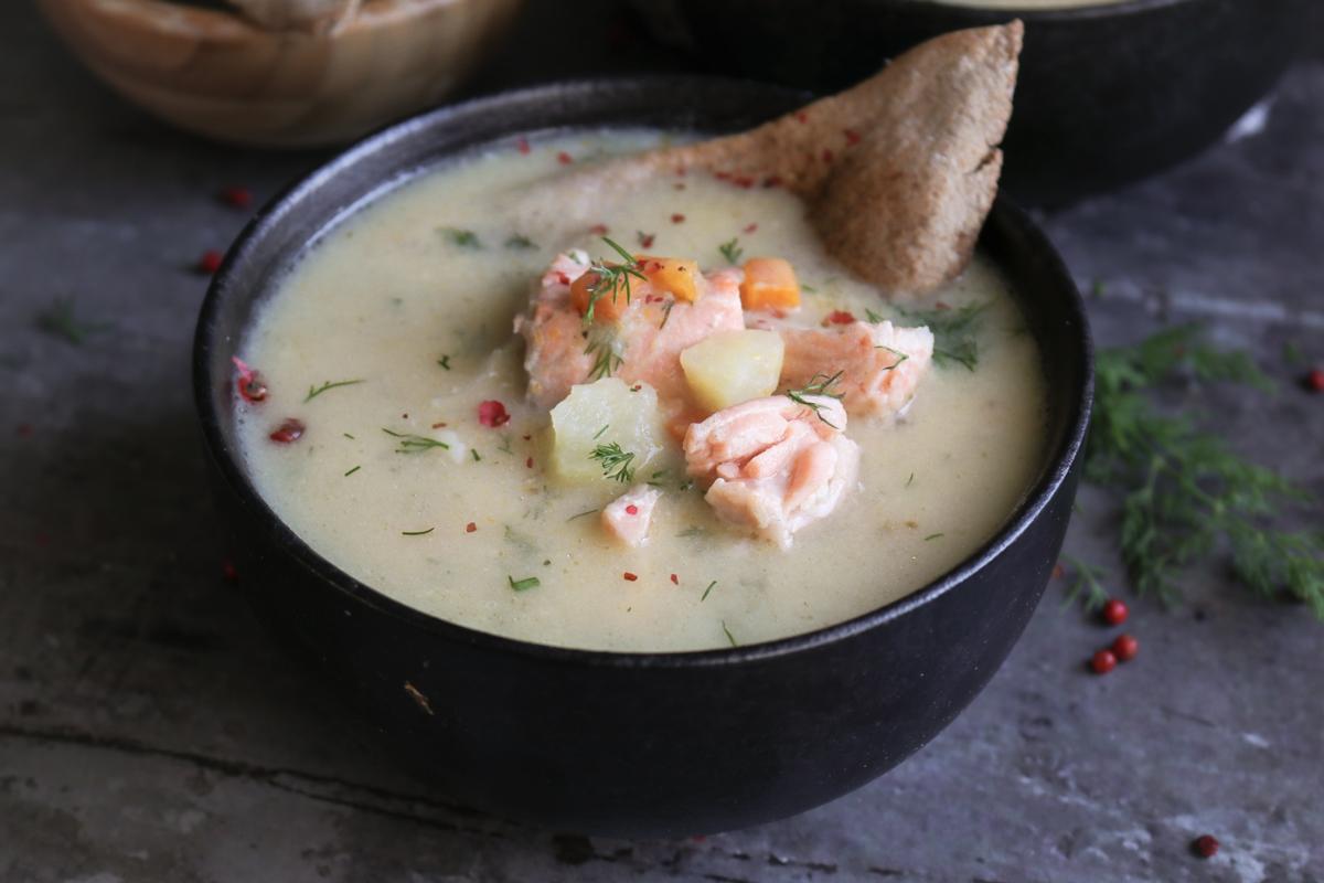 Εύκολες Συνταγές για Ψαρόσουπα