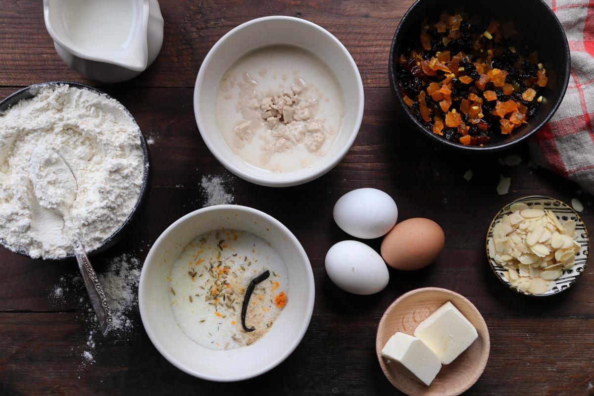 Συνταγές για Βασιλόπιτα Υλικά