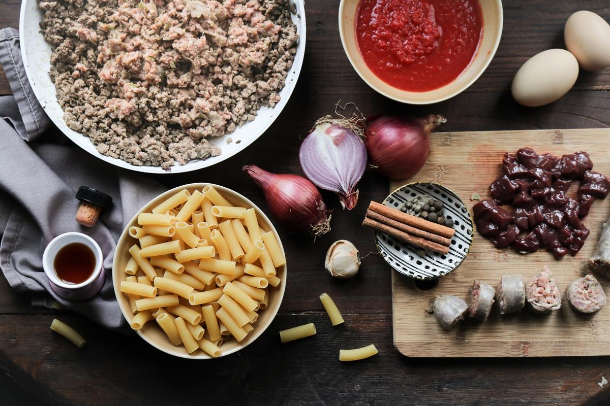 Συνταγές για Παστίτσιο