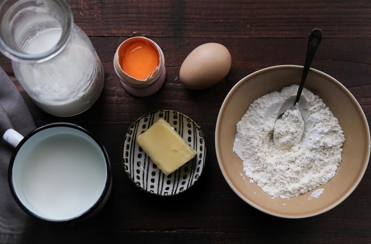 Συνταγή για Εύκολη Κρέμα Μπεσαμέλ
