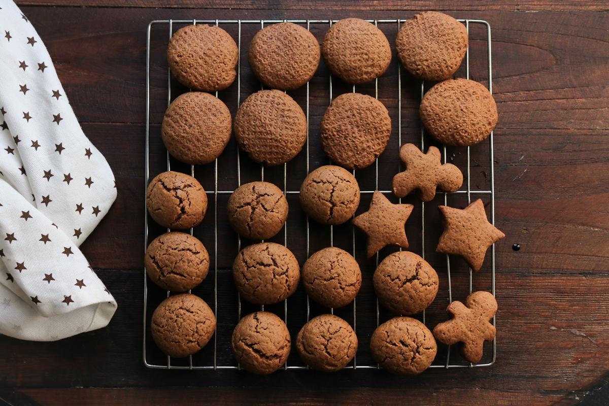 Χριστουγεννιάτικες Συνταγές για Μπισκότα