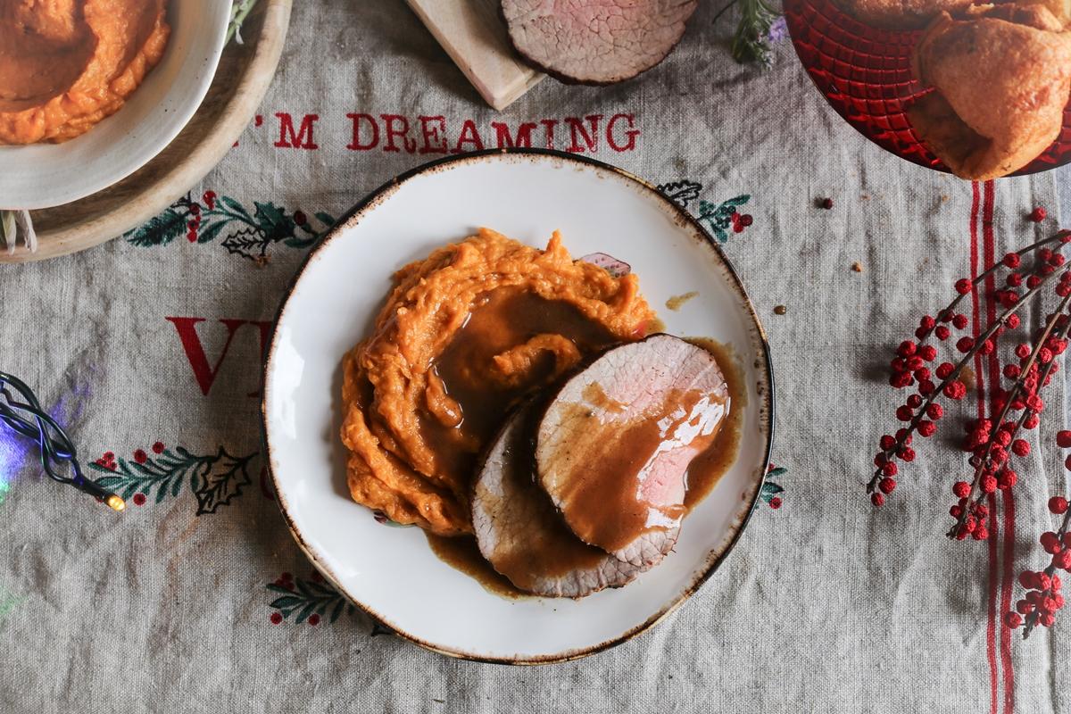 Χριστουγεννιάτικες Συνταγές με Μοσχάρι