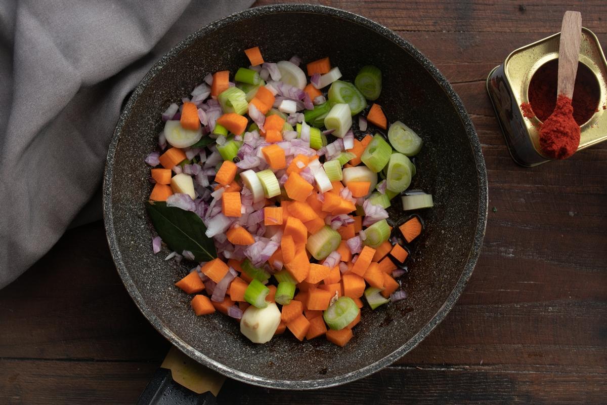 Συνταγές με Λαχανικά