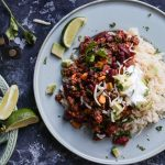 Chili Con Carne με Ρύζι Συνταγή