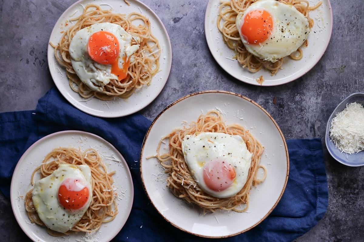 Συνταγές για Ζυμαρικά με Αυγά