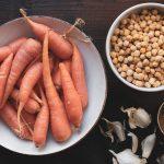 Συνταγές με Καρότα και Ρεβύθια