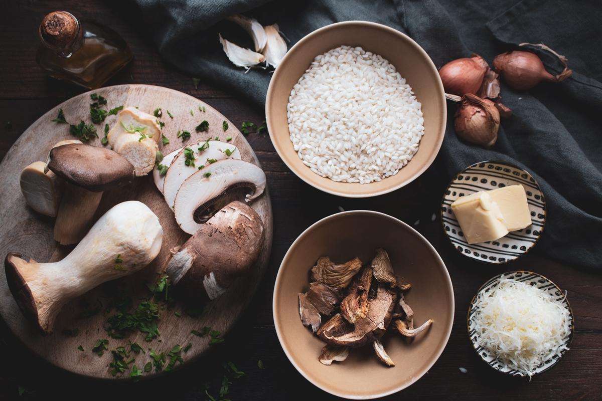 Συνταγές με Μανιτάρια King Oyster