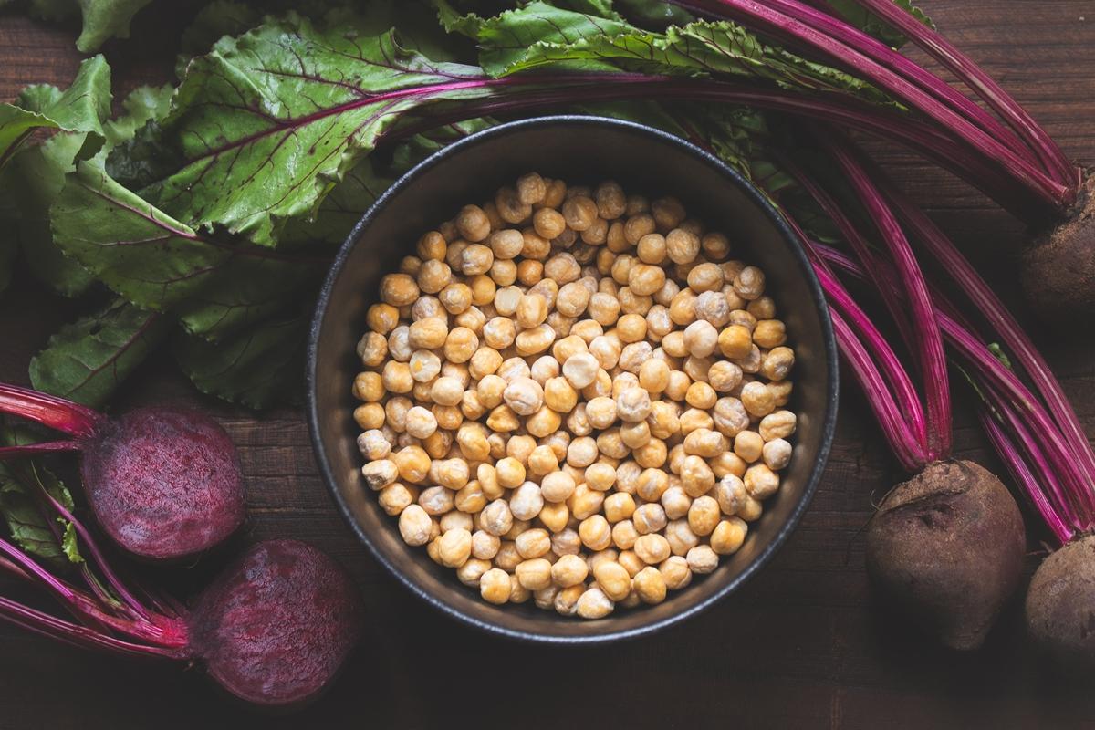 Συνταγές με Ρεβύθια_Hummus