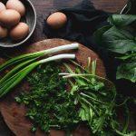 Συνταγές με Χόρτα_ Recipes Greens