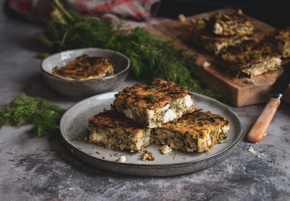 Συνταγή Γρήγορη και Εύκολη Σπανακόπιτα