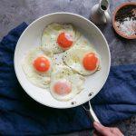 Συνταγή Τηγανητά Αυγά_egg recipes