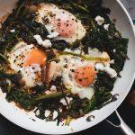 Τσιγαριαστά Χόρτα με Αυγά Εύκολες Συνταγές