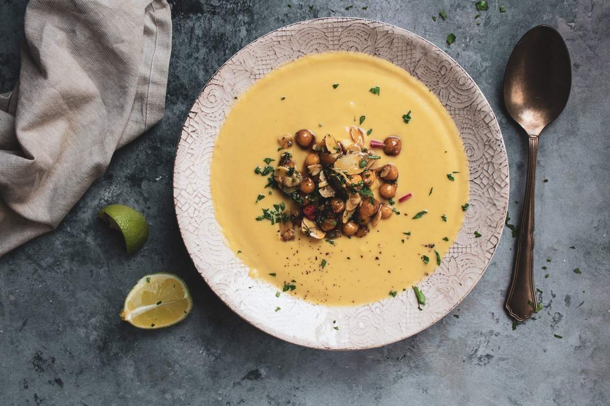 Soup Chickpeas Recipes