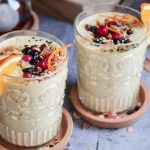 Tahini_Orange_Honey Smoothie