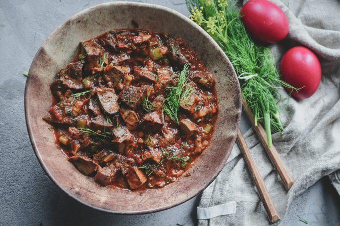 Μανιάτικο Ρεγάλι Μαγειρίτσα