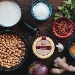 Νηστίσιμες Συνταγές με Ταχίνι και Ρεβύθια