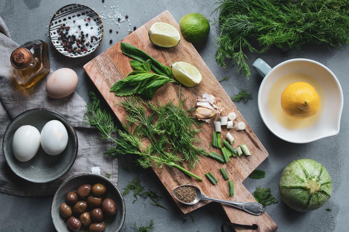 Πασχαλινές Συνταγές Σαλάτες