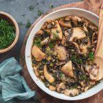 Σουπιές και μάραθος Σύρος Συνταγές