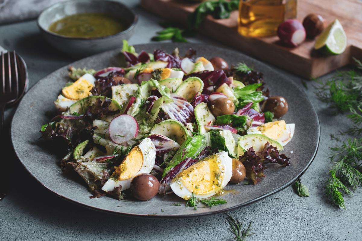 Συνταγές για Σαλάτες με Μαρούλι
