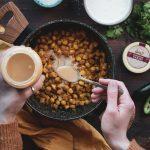 Συνταγές με Ταχίνι και Ρεβύθια
