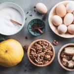 Συνταγή για Καρυδόπιτα