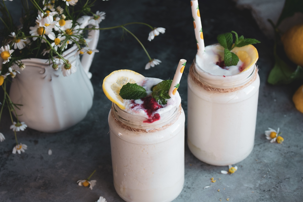 Ginger Smoothie Συνταγή